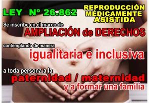 LEY DE FERTILIZACION 26.862 II