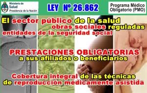 LEY DE FERTILIZACION 26.862 III