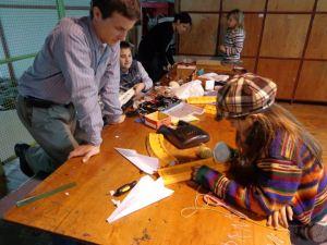 Los inventores tienen su escuela. Foto: Escuela Argentina de Inventores.