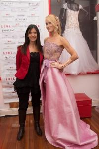 Evento Profumo con Marite Fernandez (Presidente C.A.L.M.A) Imagen  Staff Profumo- Patricia Profumo