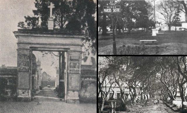 Cementerio de  belgrano