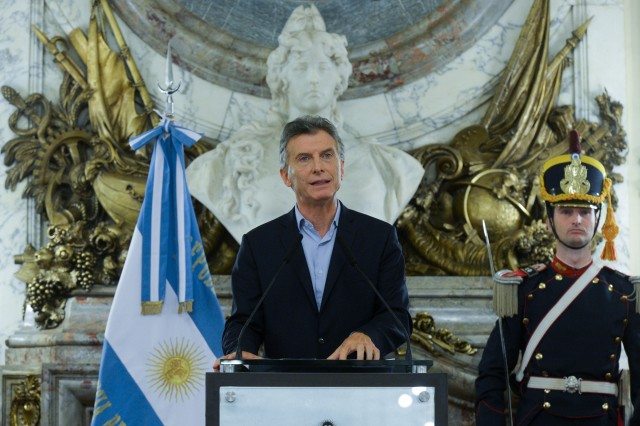 Macri - Presidencia 2