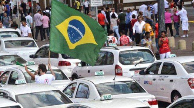 uber brasil