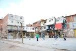 La Villa Rodrigo Bueno y sus vecinos. FOTO: Agencia TAO/ Magalí Druscovich