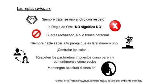 reglas swingers